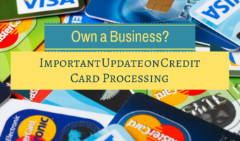 Important Update on Credit Card